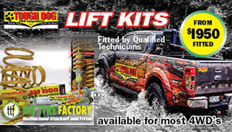 The Tough Dog Lift Kits