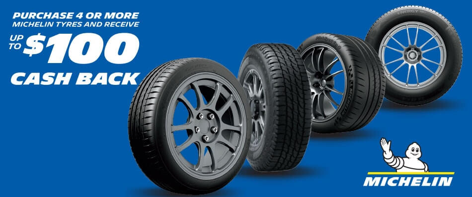 Michelin Promotion