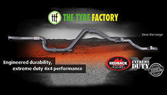 Redback Exhaust Systems – 4x4 Heavy Duty and Australian made