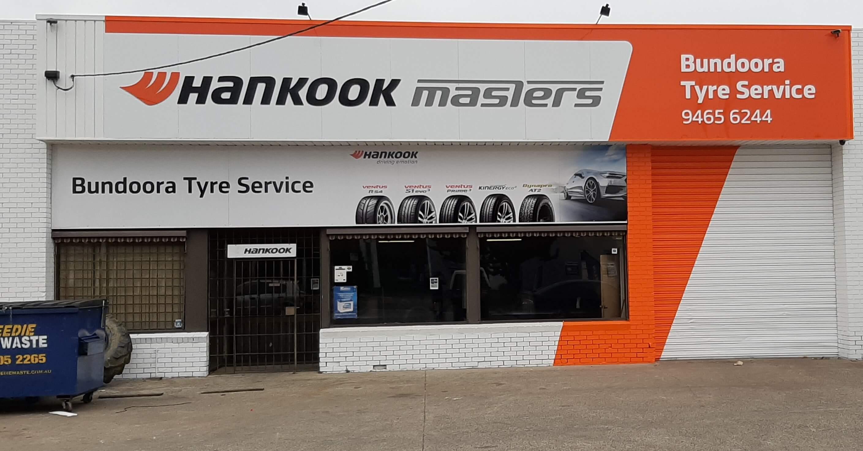 Bundoora Tyre Service - Hankook Masters