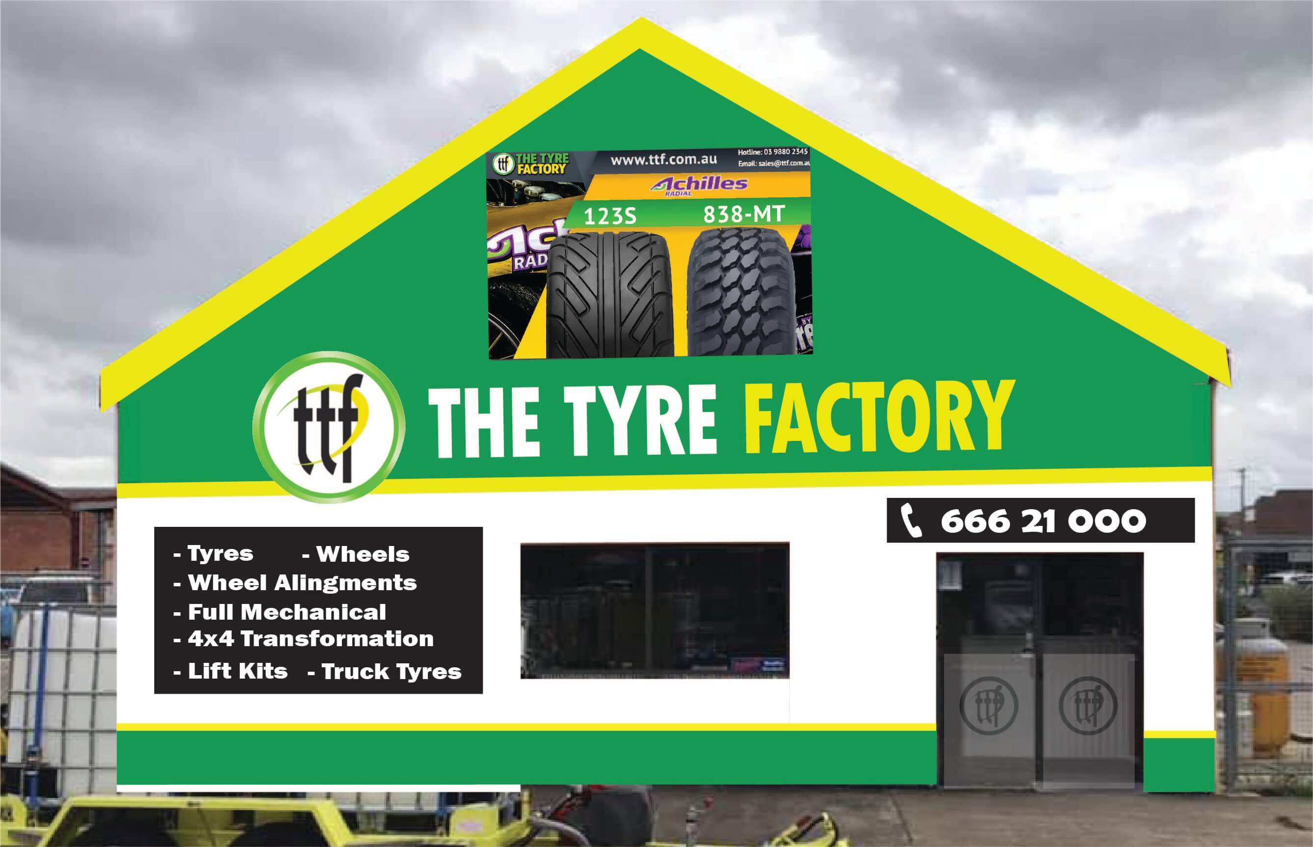 The Tyre Factory Casino