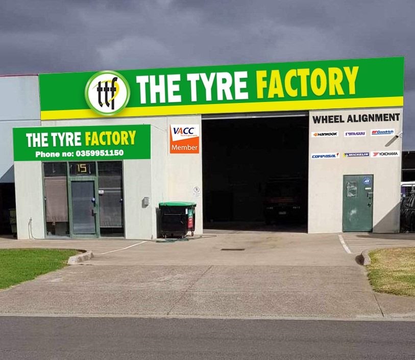The Tyre Factory Cranbourne