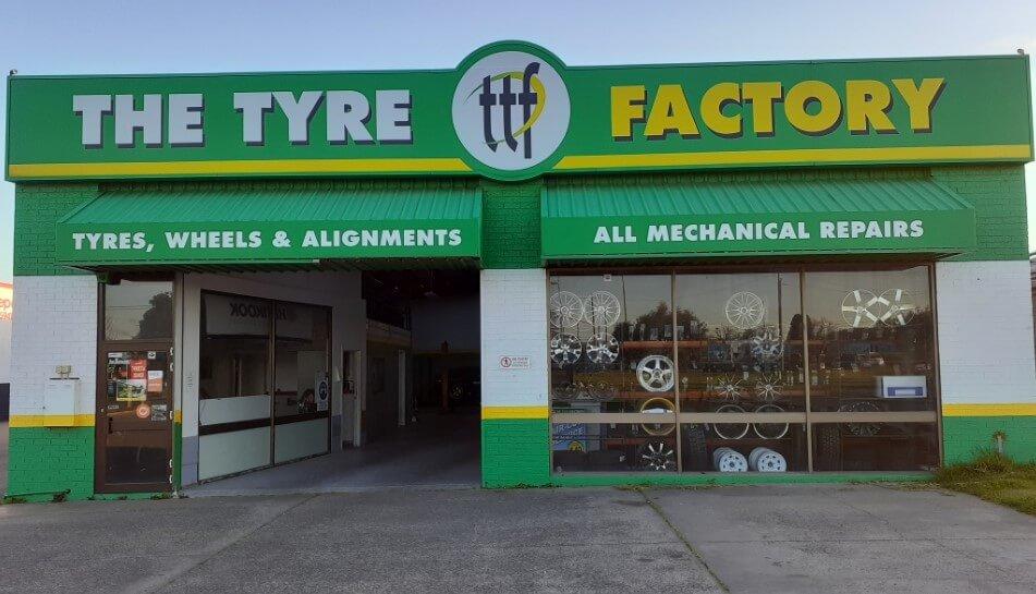 The Tyre Factory Pakenham