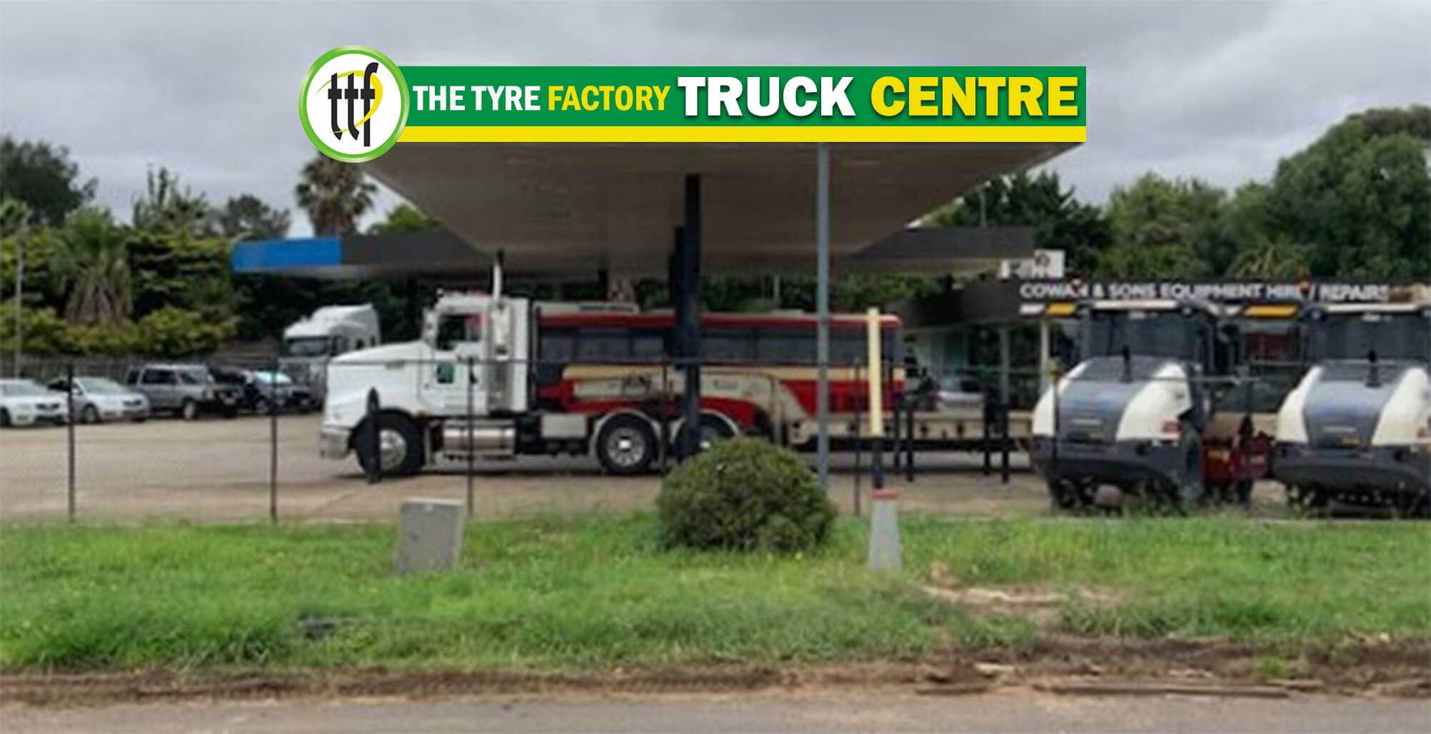 The Tyre Factory Truck Centre Ravenhall