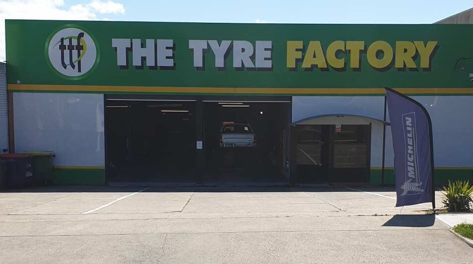 The Tyre Factory Traralgon
