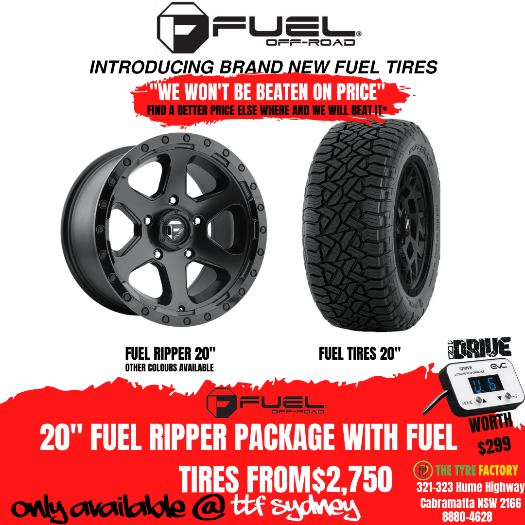 Fuel Ripper Package